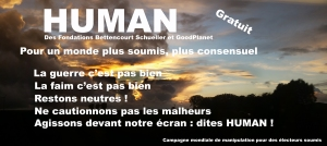 HUMAN campagne